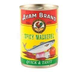 Ayam Brand Spicy Mackerel
