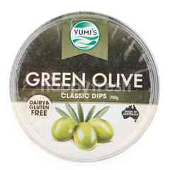 Yumi's Green Olive Classic Dips