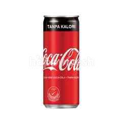 Coca-Cola No Calorie Carbonated Soft Drink 320ml