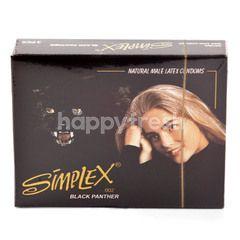 Simplex Black Panther Condom