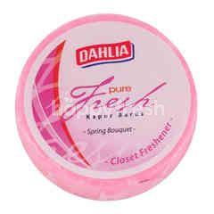 Dahlia Pure Fresh Closet Freshener Spring Bouquet Fragrance