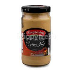 Hegstenberg Feuer Senf Scharf (Original German Mustard Extra Hot)