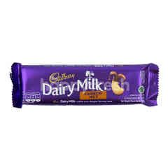 Cadbury Cashew Nut Dairy Milk Chocolate
