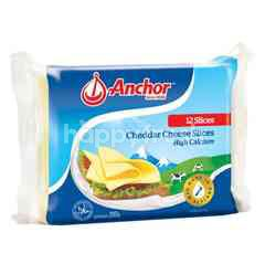 Anchor Cheddar Cheese Slices