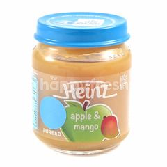 Heinz Baby Puree Apple & Mango 1-5 Years