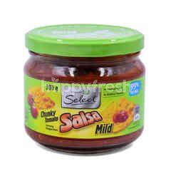 Select Chunky Tomato Salsa Mild Dip