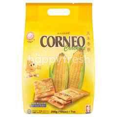 Cap Ping Pong Corn Crackers (20 Sachets)
