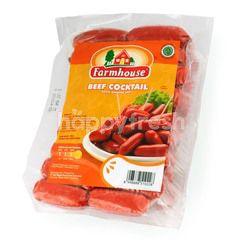 Farmhouse Beef Cocktail Sausage