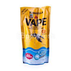 Fumakilla Liquid Vape Anti Mosquito Orange Water Based