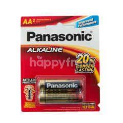 Panasonic Alkaline AA Battery