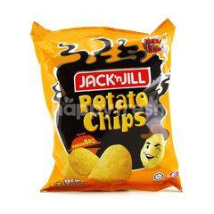 Jack 'n Jill Potato Chips Barbecue