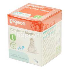 Pigeon Dot Peristaltik Ukuran Lubang L Leher Botol Ramping