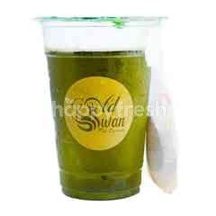 Gold Swan Minuman Jeli Hijau Daun
