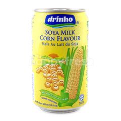 Drinho Soya Milk Corn Flavour