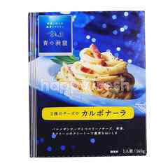 Nissin Blue Cave Two Types Of Cheese Carbonara
