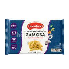 Bumifood Squid Fish and Vegetable Samosa