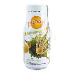 Pureal Oat Soy Drink Matcha Tea