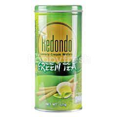Redondo Green Tea Cream Wafers