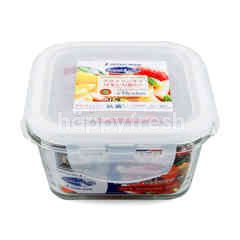 Super Lock Food Container Glass 400 ml