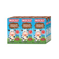 Marigold Uht Chocolate Milk (6 Packet)