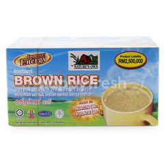 Nature's Own Instant Brown Rice Cereal Drink