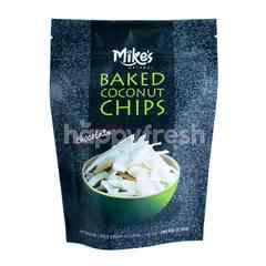 Mike's Baked Coconut Chips Chocolate Flavour