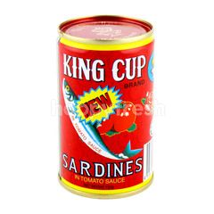 King Cup Sardines In Tomato Sauce