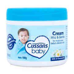 Cussons Krim Bayi Mild dan Gentle