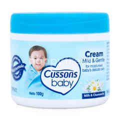 Cussons Baby Cream Mild and Gentle