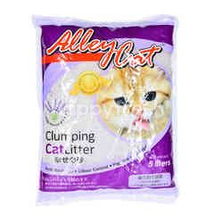 ALLEY CAT Clumping Cat Litter - Lavender Flavour
