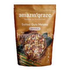 AMAZIN' GRAZE Salted Gula Melaka Granola