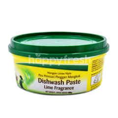 Lime Fragrance Dishwash Paste