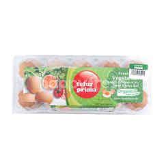 Telur Prima Telur Ayam Vegetarian Segar