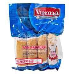 Vienna Pork Bratwurst