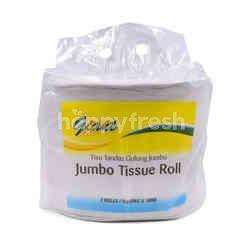 Giant Jumbo Tissue Roll (2 Rolls)