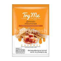 Try Me Crispy Caramel Coated Taro Chips