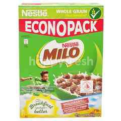 Milo Chocolate Breakfast Cereal Econo Pack