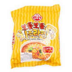 Korean Instant Ramen Cheese Flavour