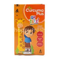 Curcuma Plus Go Talz! Orange Flavor Lozenges Tablet