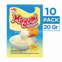 Mayumi Saus Mayones (Saset) 10 Pack