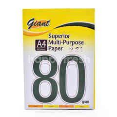 Giant Superior Multi-Purpose Paper (450 Sheets)