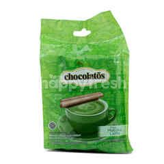 GarudaFood Chocolatos Drink Matcha Latte Flavor