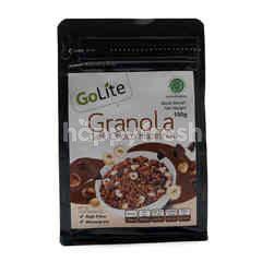 Go Lite Dark Choco Hazelnut Granola Cereal