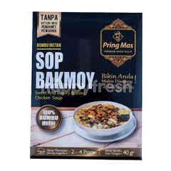 Pring Mas Sweet & Savory Braised Chicken Soup