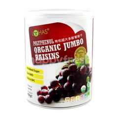 LOHAS Organic Jumbo Raisins