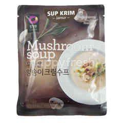 Chung Jung Won Krim Sup Jamur