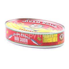 Ayam Brand Sardines In Tomato Sauce