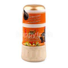 Pure Foods Creamy Salad Dressing Garlic-Pepper Flavour