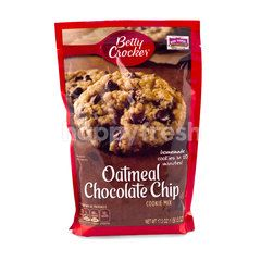 Betty Crocker Oatmeal Chocolate Chip Cookie Mix
