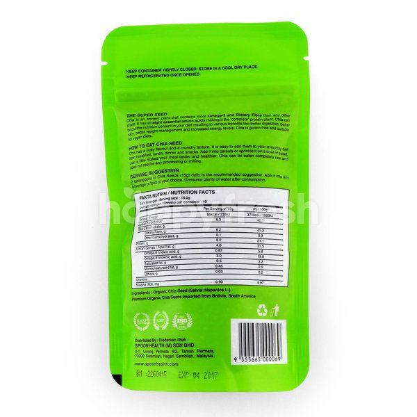 SPOON HEALTH Organic Chia Seed
